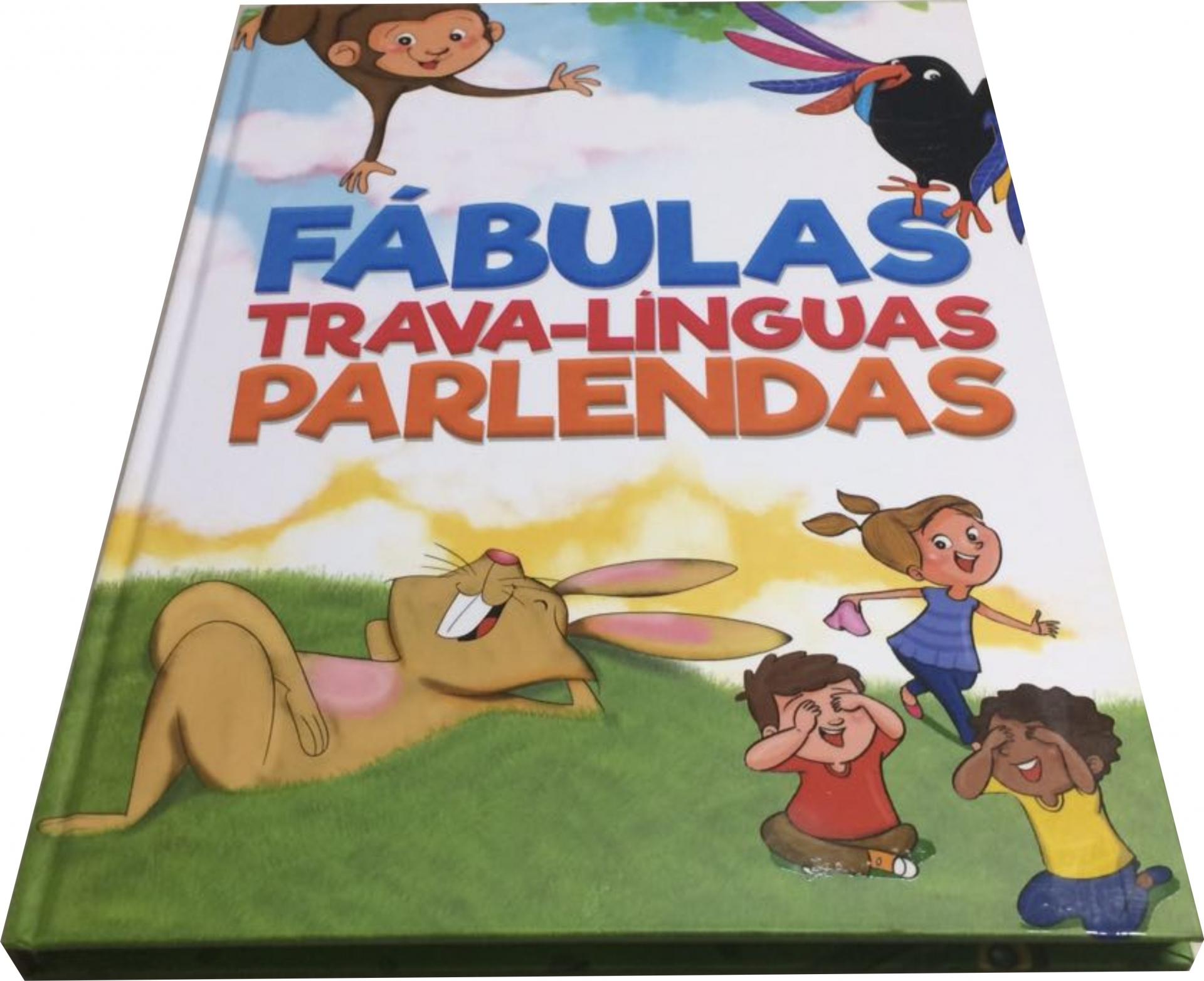Fabulas Trava Linguas E Parlendas